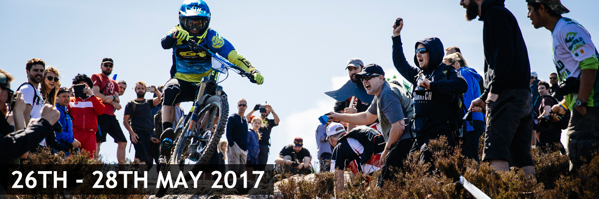 Emerald Enduro - 2016 Enduro World Series Round 3